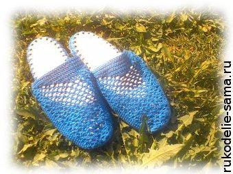 Туфли с бантом сзади