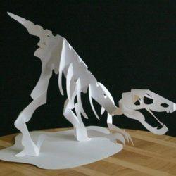 Художественное вырезание из бумаги – искусство киригами