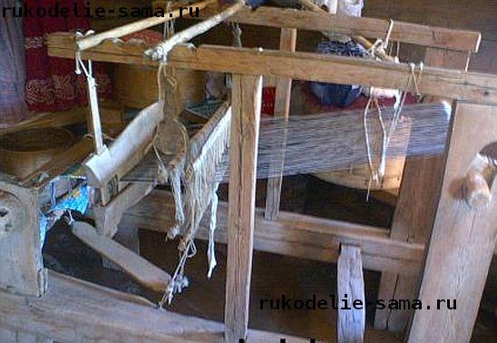 Домашний ткацкий станок