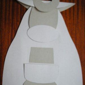Выкройка грелки на чайник КОРОВКА
