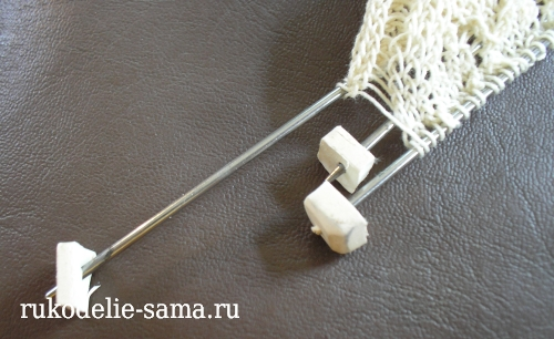 ограничители для спиц при вязании