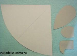 Мышка грелка на чайник выкройка