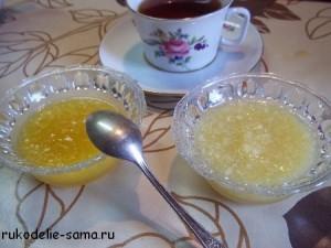варенье из лимонов и апельсинов