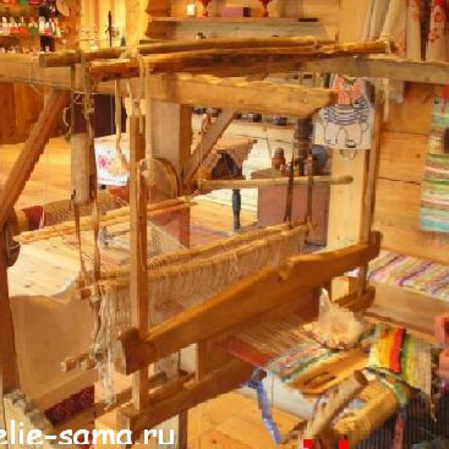 Станок для ткачества