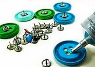 пуговицы с кнопками