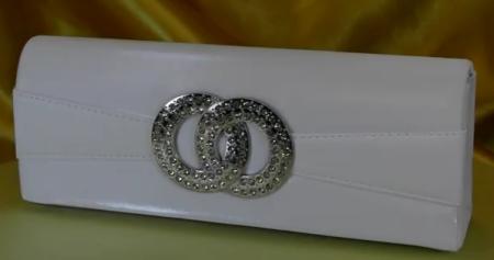 сумочка для невесты клатч