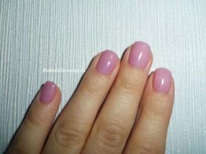 маникюр на коротких ногтях биогель