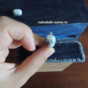 Декорируем ящик