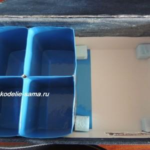 Приклеенные кубики