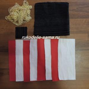Материалы для декоративной подушки