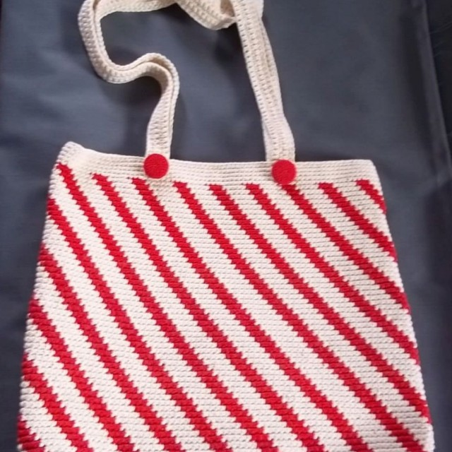 0238bc6f434d Пляжная сумка вязаная крючком - Рукоделие для дома своими ...