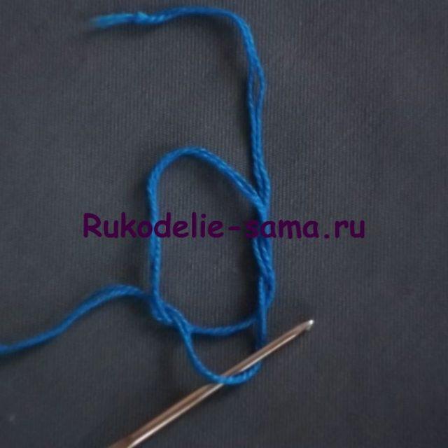 Игольница вязаная крючком - фото3
