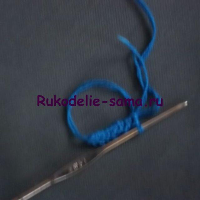 Игольница вязаная крючком - фото 4
