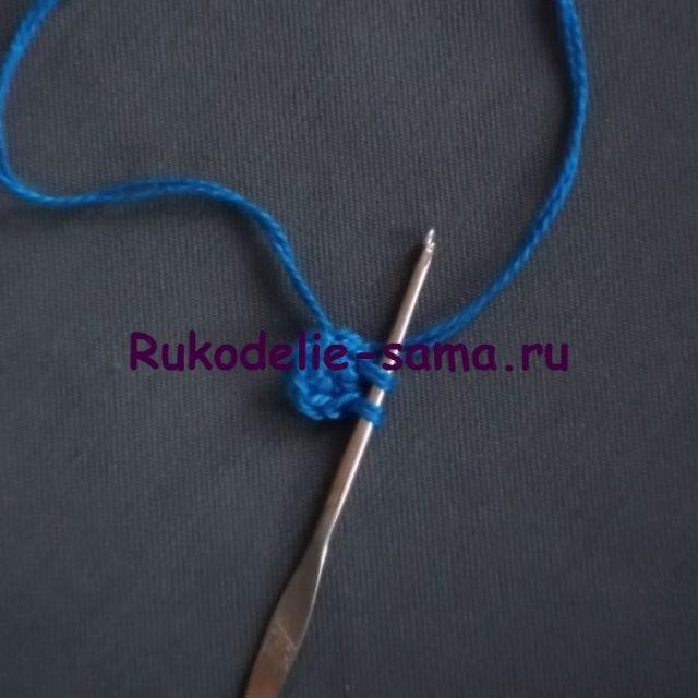 Игольница вязаная крючком- фото 9