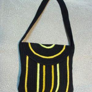 Летняя сумка с длинной ручкой фото 1