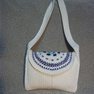 Летняя сумка с длинной ручкой фото 4