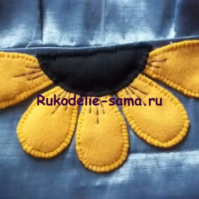 Вышивка петельный шов фото 14