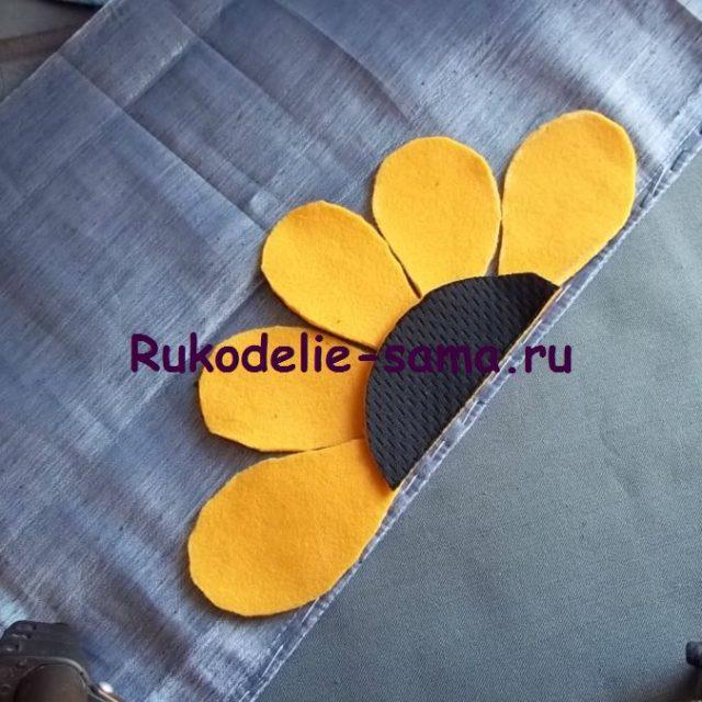 Вышивка петельный шов фото 3