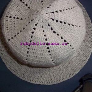 шляпка крючком-18