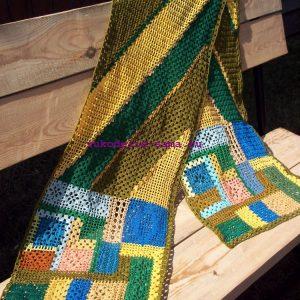 Лоскутное вязание-40