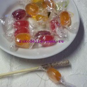 Букет из конфет 03