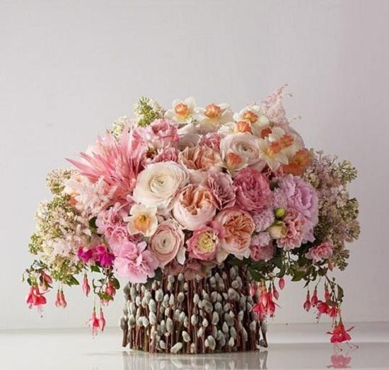 букет их роз