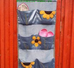 Декоративные швы: пришиваем аппликацию петельным швом