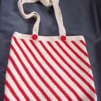 Пляжная сумка крючком мастер-класс